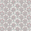 Centle vintage seamless pattern