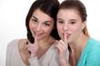 Girls with a secret