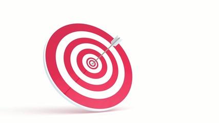 Target animation