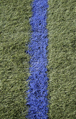 Dividing line football