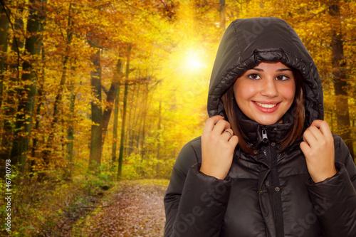 Fröhliche Herbstzeit