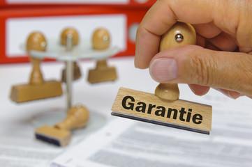 Garantie garantieren Qualität