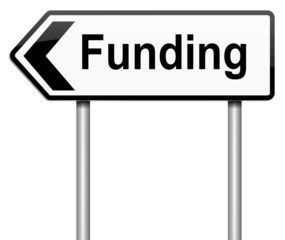 Funding concept.