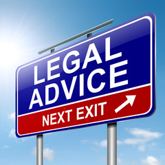Legal advice.