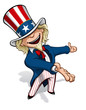 Uncle Sam Presenting - 46747376