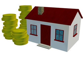 HOME AND MONEY - 3D