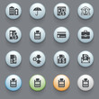 Internet icons for web site, set 4.