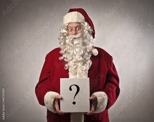 Santa Claus Question