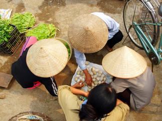 marché asiatique