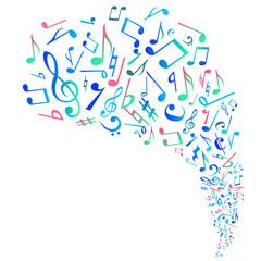 カラフルメロディ低音
