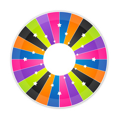 roue de la chance - loto