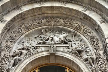 Paris - Petit Palais facade