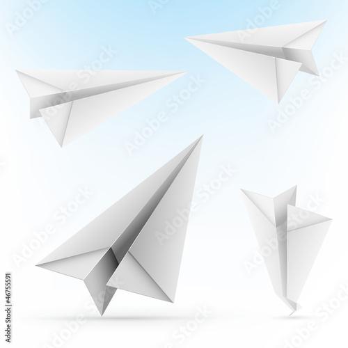 Paper planes - 46755591