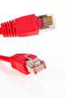 Netzwerk Kabel eines Computers