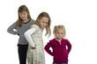 Verärgerte Kinder