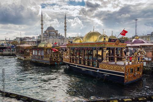 Blick auf Istanbul. - 46758959