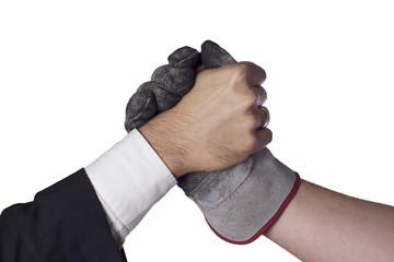 Arbeiten im Team - miteinander