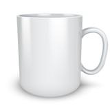 Fototapete Leere - Trinken - Keramik