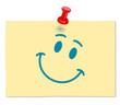 Zettel Smiley