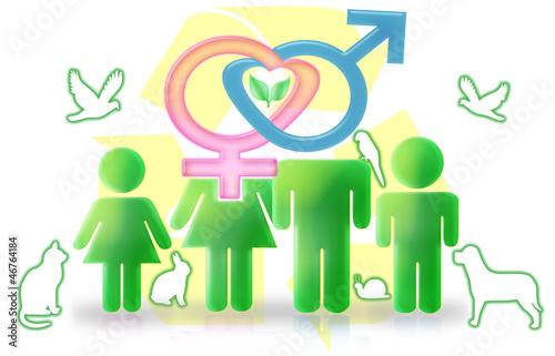 family values environment