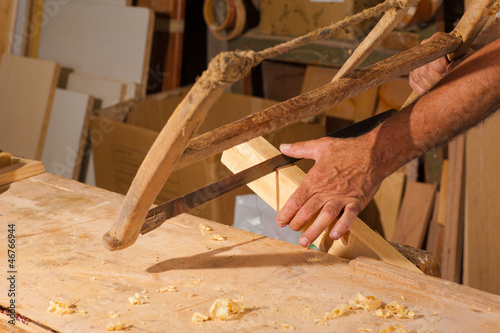 Traditional carpentry