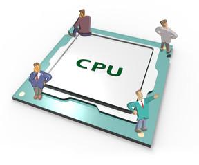 Quad core - CPU