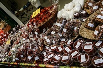Gewürze am Naschmarkt