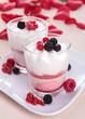 berries tiramisu