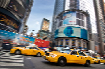 Taxis - New York, USA