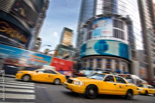 Taksówki - Nowy Jork, USA