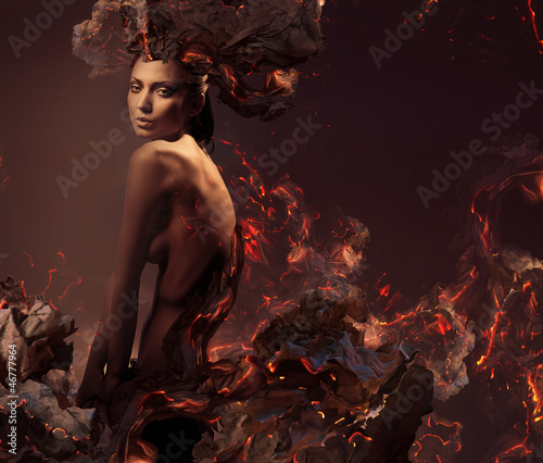 фото з голими жінками
