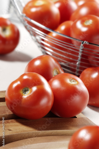 canary islands tomatoes