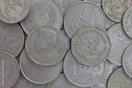 Old Coins of Thailand ($ 5).