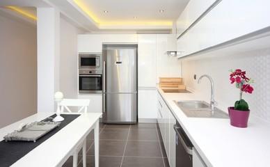 New open style kitchen