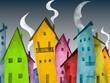 citta colorata