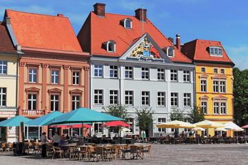 Stadtidylle in Stralsund