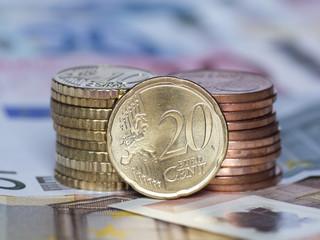 20 cent Euromünze