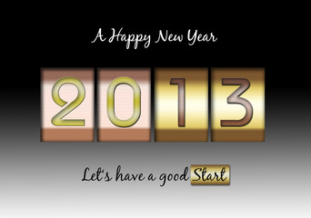 Let´s have a good Start