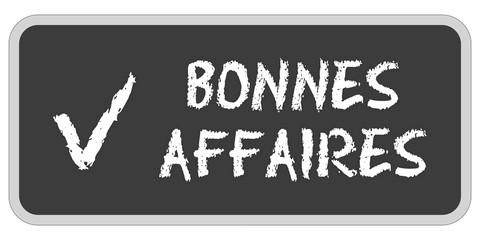Sticker TF eckig oc BONNES AFFAIRES