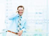 portrait of a businessman...