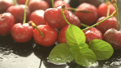 Třešně Cirera Ciliegia 버찌 Cerise Բալ