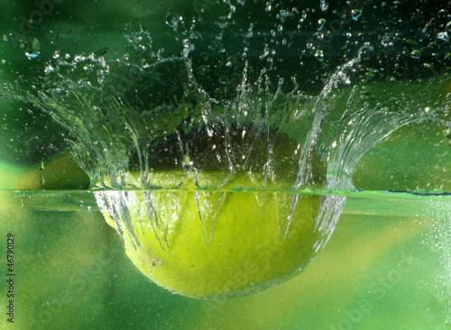 citron vert © Claude Calcagno