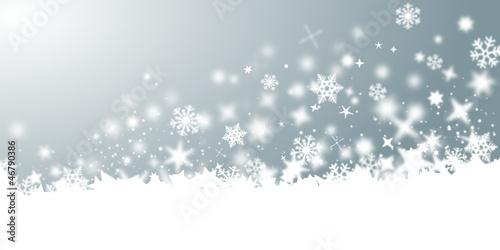 weiße Weihnacht, Vektor