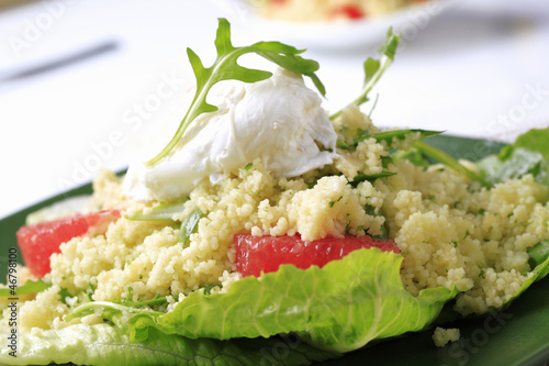 Couscous appetizer