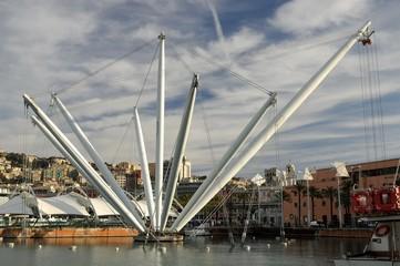 Genova, il bigo
