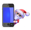 Santa has a new smartphone for you