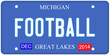 Football Michigan
