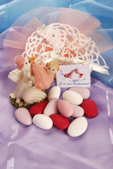 BOMBONIERE PER BATTESIMO ( wedding favors for baptism )