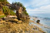 Fototapeta wyspa - pejzaż - Dziki pejzaż