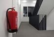 Leinwanddruck Bild - Feuerlöscher